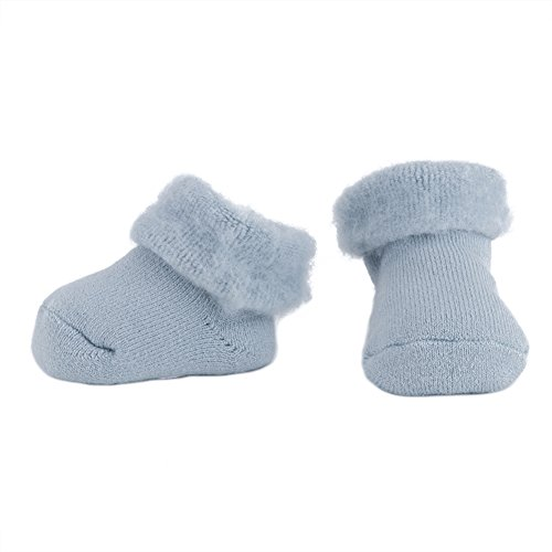 Ehdching 5 Pack Unisex Boys and Girls Baby Kids Children Christmas Socks Cotton Fashion Cartoon Socks